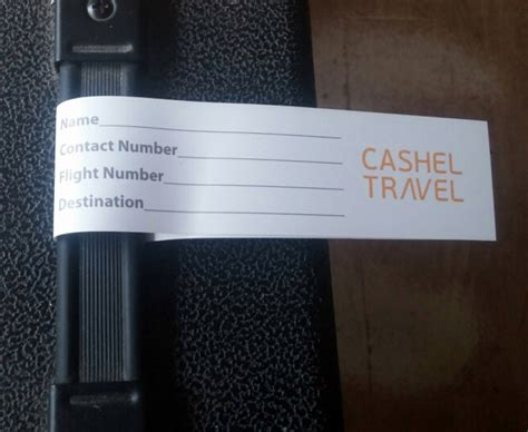 printable luggage tags uk hotel luggage tags numbered guest lugagge custom printed