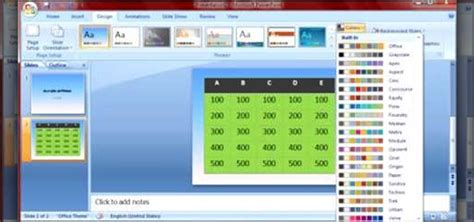 How To Make A Jeopardy Board Using Powerpoint 2007 How To Make Powerpoint Jeopardy
