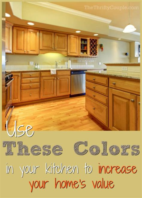 these kitchen color schemes would surprise you midcityeast why painting your kitchen white can decrease your home s
