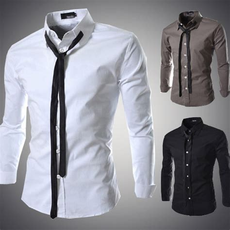 Tie Solid Fashion Tootal 2014 new with tie solid color fashion mens dress
