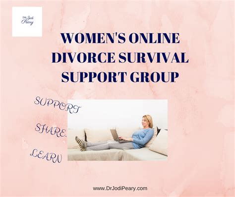 Chat divorce group