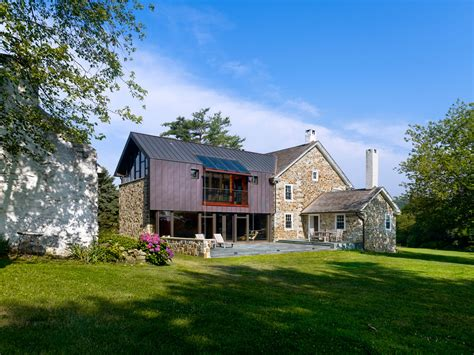 farm house farmhouse addition and renovation by wyant architecture homedezen