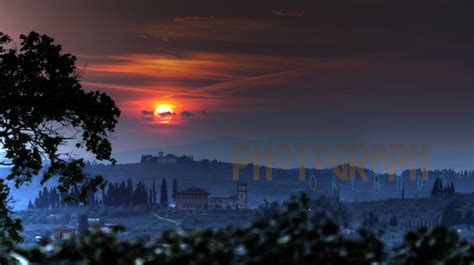 Old Farm House by Tuscan Sunset Photographorlando Com