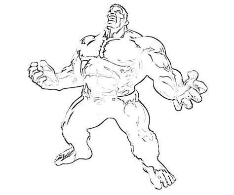 the hulk vs red hulk marvel coloring pages coloring pages