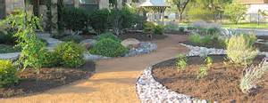 decomposed granite landscaping walkway with borders decomposed granite driveways and