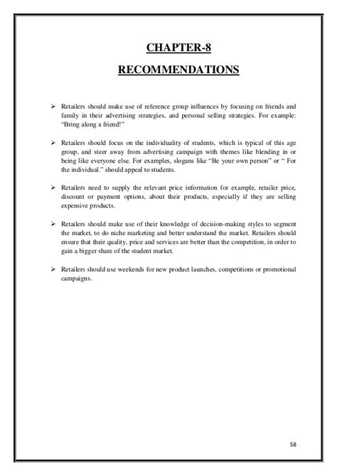 Character Reference Letter For Renting Sle A Study On Students Buying Behavior Towards Laptops
