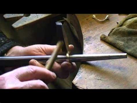 Silberring Polieren by Www Schmiede2001 De Kaltschmieden Die Schnecke Doovi