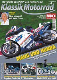 Motorrad News Ausgabe 6 2013 by Klassik Motorrad 2013 04 Motorrad Magazin Mo