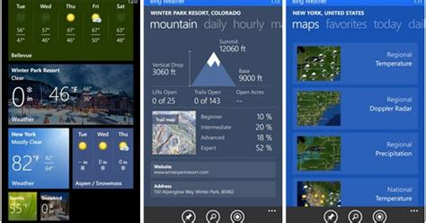 bing sports bing sports and weather apps for wp8 add notifications for