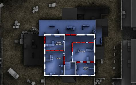 Floor Plan Game base d hereford jour nuit team supo multigaming france