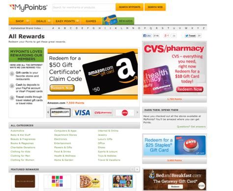 Mypoints Gift Card Discount Code - save and earn points while shopping online with mypoints momof6