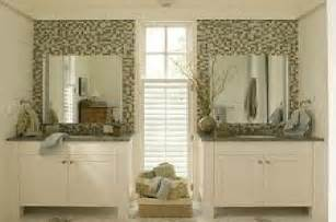 Bathroom Vanity Backsplash Ideas by Backsplash For Bathroom Vanity Bathroom Design Ideas And