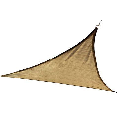 Sun Shade Canopy Shelterlogic Sun Shade Sail Canopy Triangle In Canopies