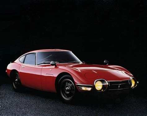 Toyota 200gt How The Toyota 2000gt Put Japanese Cars On The Map