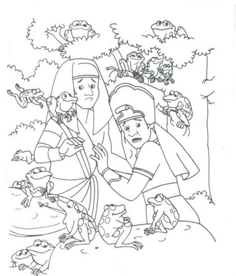 Moses And The Plagues Coloring Pages Free Coloring Pages Of Ten Plagues by Moses And The Plagues Coloring Pages