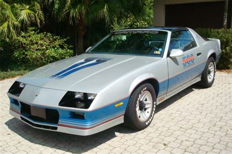 1982 camaro pace car for sale 1982 chevrolet camaro indy pace car coupe 89616