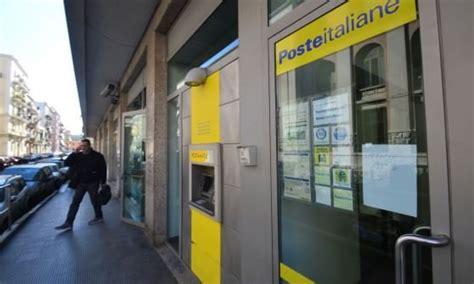 ufficio postale vicino rapina all ufficio postale vicino al tribunale di bari