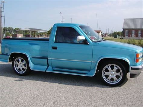 how can i learn about cars 1994 gmc 3500 lane departure warning purchase used 1994 gmc 1500 sierra step side 1 owner truck in clinton township michigan