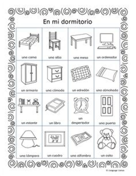 spanish word for bedroom mi casa viviendas de diferentes pa 237 ses espa 241 ol