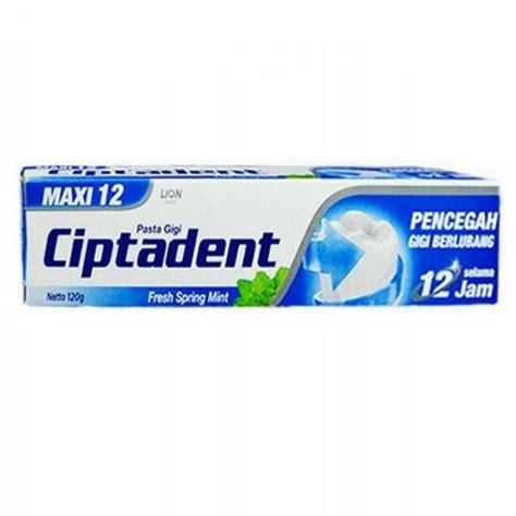 Pasta Gigi Ciptadent 75 G ciptadent toothpaste fresh 120gr