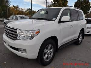 2009 Toyota For Sale 2009 Toyota Land Cruiser Gxr V8 For Sale Free South