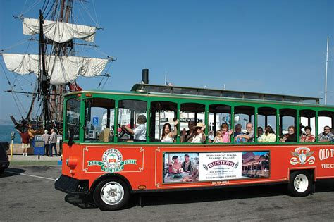 Did A Trolley Tour Of San Diego 2 town trolley tours 101 things to do san diego