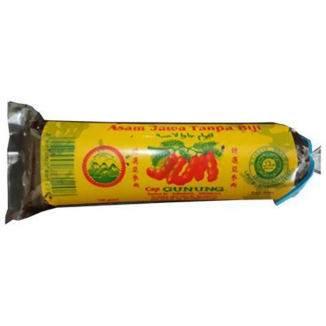 Asam Jawa asam jawa tanpa biji seedless java tamarind 5 2 oz
