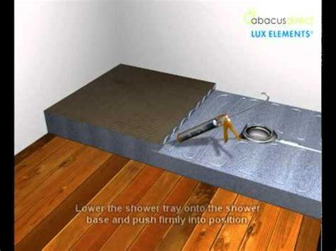 L Italienne Guide De Montage Solution Floor Line Syst 200 Me D Installation 224 Ras Du Sol Bette Vidoemo