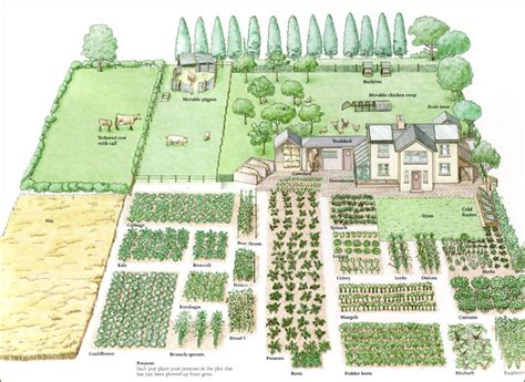 Enjoy This Beautiful Day 187 Garden Planning Large Vegetable Garden Layout