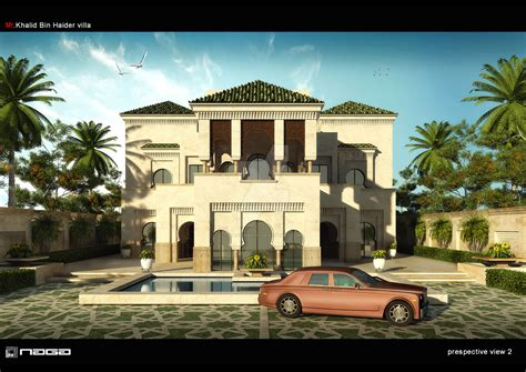 Moroccan Style Small Palace 2 | moroccan style small palace 2 by aboushady81 on deviantart