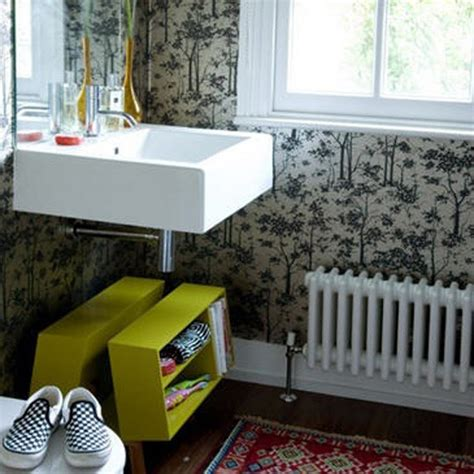 eclectic bathrooms modern eclectic bathroom bathroom idea wallpaper