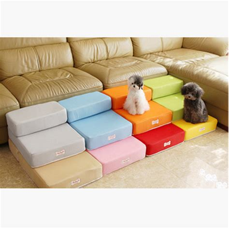 dog stairs for couch free shipping 12 colours colorful pet furniture pet dog