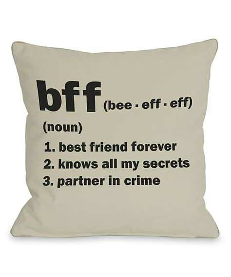 The Pillow Friend 23 best friend gift ideas images on