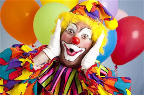 Halloween Entertainers - the eclectarium of doctor shuker be a clown be a clown be a clown