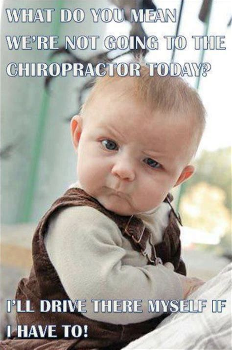 Chiropractor Meme - tmi confessions of a caffeinated mother runner page 2