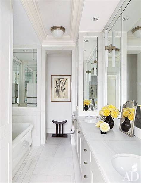 10 astonishing ideas to spa up your luxury white bathroom