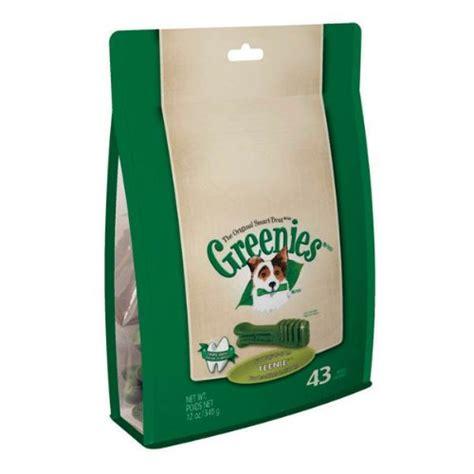 are greenies bad for dogs comparamus greenies dental treats teenie original flavor 43 treats 12 oz