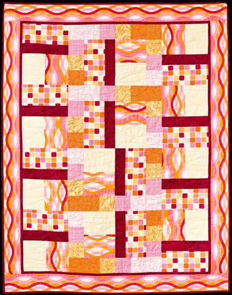 quilt pattern squares and rectangles rectangles and squares a beginner patchwork quilt