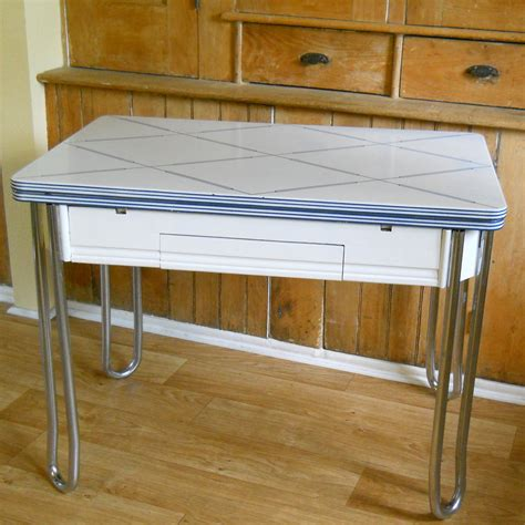 best kitchen tables vintage enamel top kitchen table