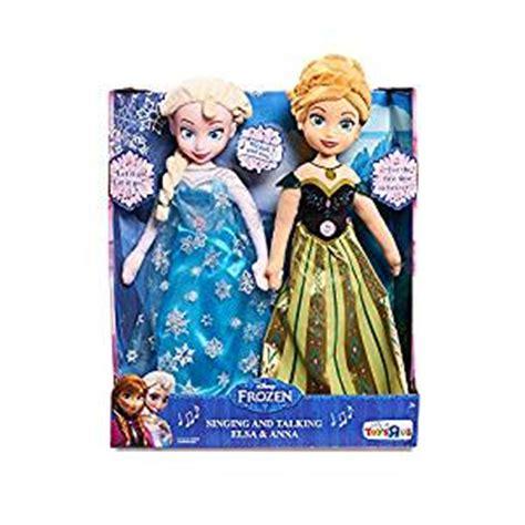 Boneka Frozen Doll Fancy frozen singing and talking elsa and dolls co uk toys