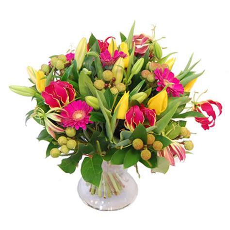 de laares bloemen es prijs boeket gloriosa via 123bloemenbestellen nl