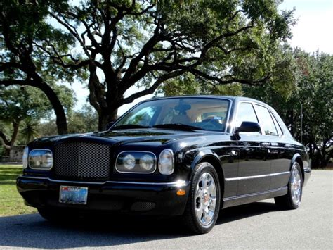 purchase used 2002 bentley arnage label in waco