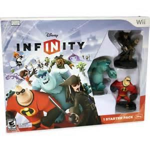 Disney Infinity Starter Pack Wii U Disney Infinity Starter Pack