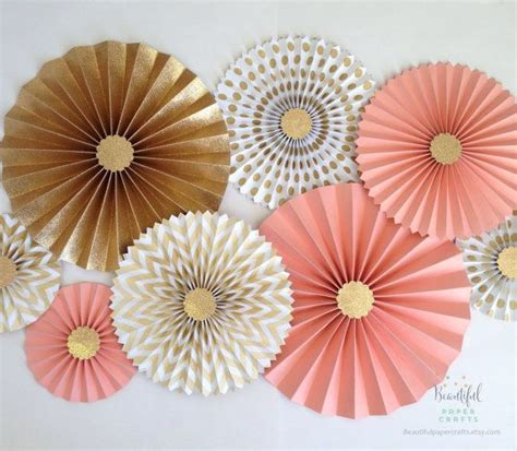 Paper Rosettes - 25 best ideas about paper rosettes on diy