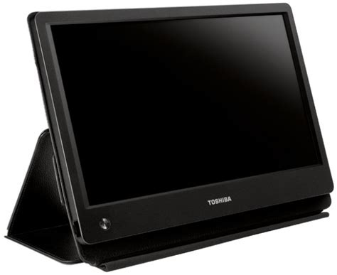 Monitor Mobil draagbare 15 6 quot toshiba monitor werkt volledig via usb