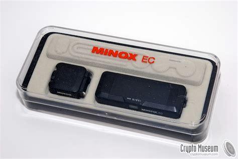 minox ec minox ec exklusiv exclusive set with end 4 26 2017 6 15 pm