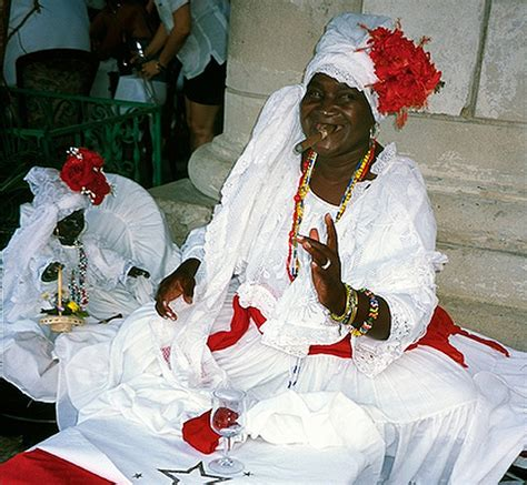 white santeria santera in cuba flickr michael vincent miller the