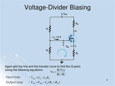 resistor divider biasing resistor divider biasing 28 images transistor biasing q or quiescent point dc load line ac