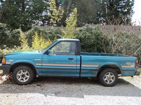 mazda trucks canada 1993 mazda b series truck for sale in