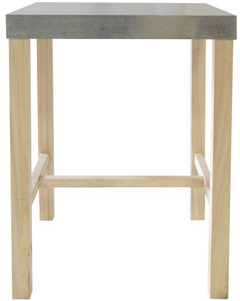 Zinc Top Bar Table Zinc Pub Table Designer8